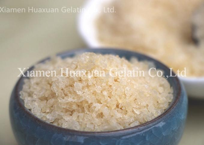 Low Level Heavy Metal Pharmaceutical Gelatin 200 Bloom Use In Empty Capsule