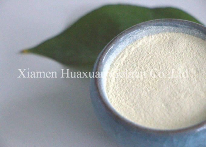 ISO Approved Industrial Collagen Protein Powder White For Fertilizer