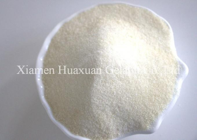 Food Grade Collagen Gelatin Powder Variety Bloom 80 - 280 As Food Supplements