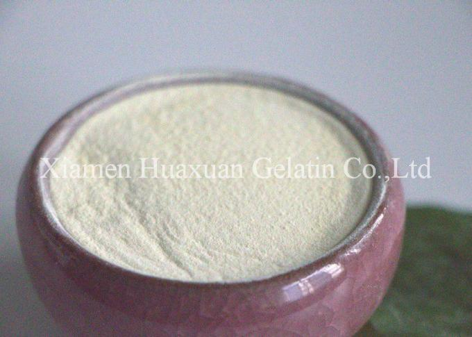 Feed Grade Soy Peptone Powder For Fermentation Industry / Biochemical Products 0