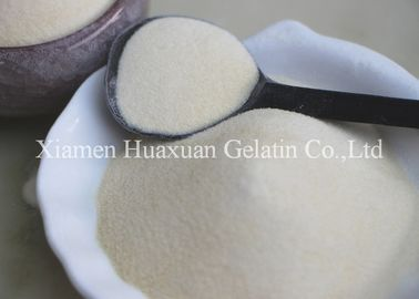Halal Edible Gelatin Powder Variety Bloom 80 - 280 As Food Ingredients