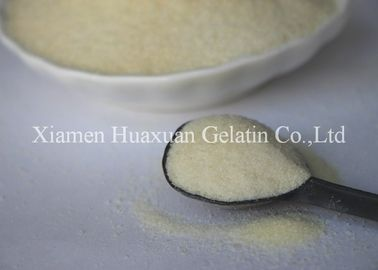 180 - 240Bloom Edible Gelatin Powder Stabilizer For Soft Melted Cheese Use