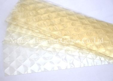 China CAS 9000-70-8 Leaf Gelatin Sheets 3.3G 5G Per Piece For Bakery Products factory