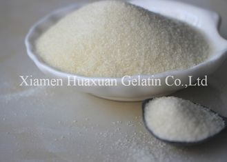 China Food Grade Beef Skin Gelatin/Food 220 Bloom/Gelatin Food Activity factory