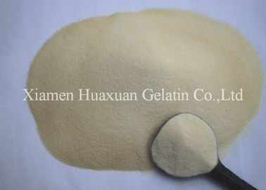 China Professional Gelatin Supplier in China Edible Porcine Skin Gelatin Powder factory