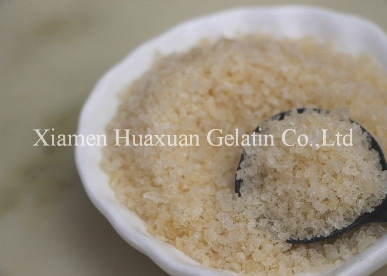 Low Level Heavy Metal Pharmaceutical Gelatin 200 Bloom Use In Empty Capsule supplier