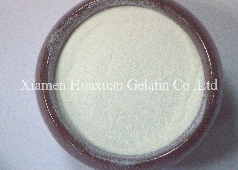Low Molecular Weight Bovine Collagen Powder Widely Used In Beauty Or Makeup supplier
