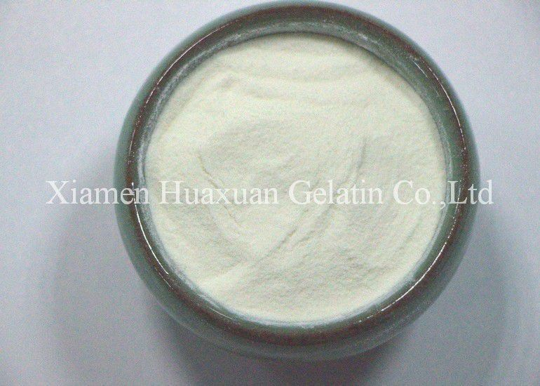 Water Soluble Pure Hydrolyzed Collagen Powder For Food , Nutrition Supplement supplier