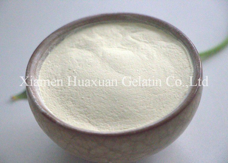 ISO Approved Industrial Collagen Protein Powder White For Fertilizer supplier