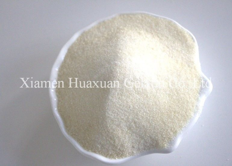 High Grade 180 Bloom Edible Gelatin In Granular Or Powder Ingredients For Cakes supplier