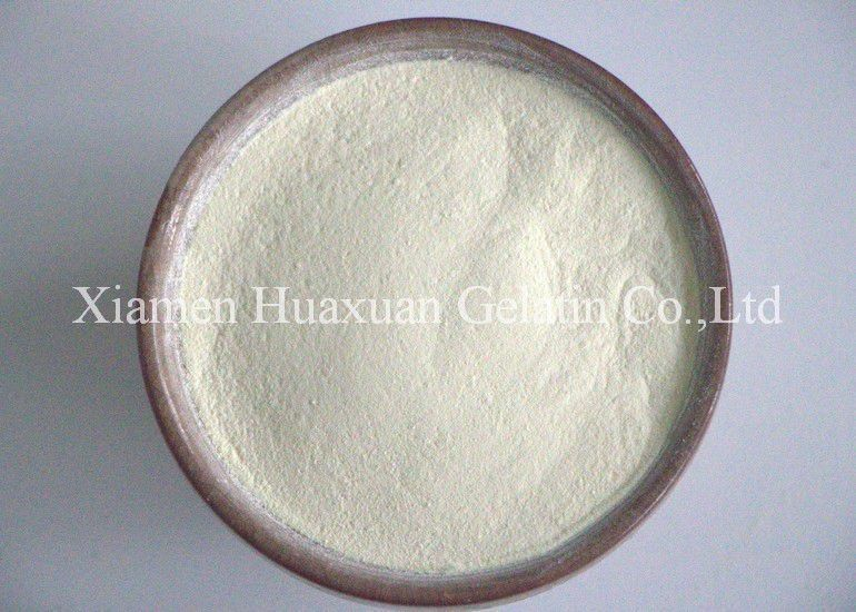 Feed Grade Soy Peptone Powder For Fermentation Industry / Biochemical Products supplier